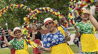 Street Festival: Celebrating the Filipino Spirit