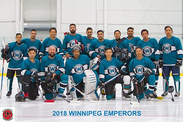 Winnipeg Emperors – Asian Hockey Championships