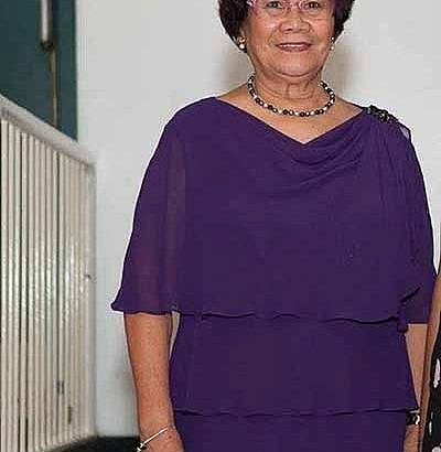 Virginia Zoleta Bautista turned 75!