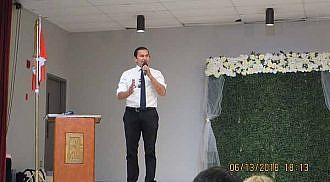 MAFTI Cultural Presentation