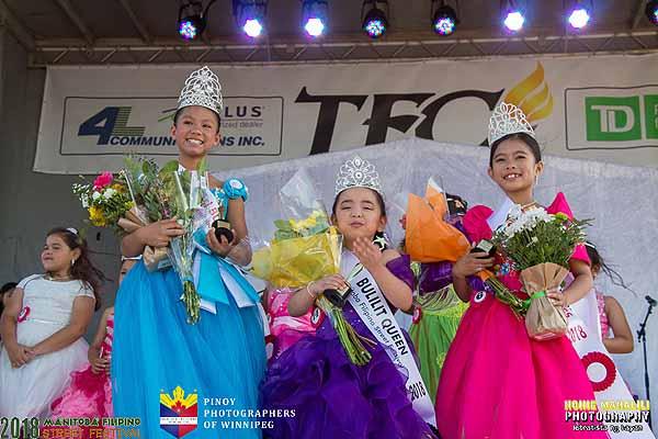 Queen Bulilit 2018 Winners