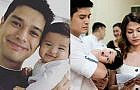 JC de Vera shares joys of fatherhood
