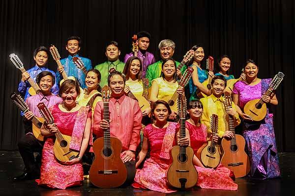 Magdaragat hosts Iskwelahang Pilipino Rondalla of Boston for 2018 Folklorama Festival