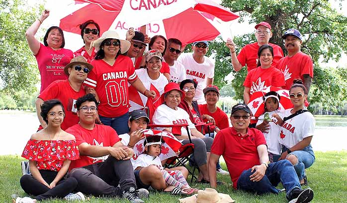 Canada Day: Celebrating our beautiful country, diversity and heritage!