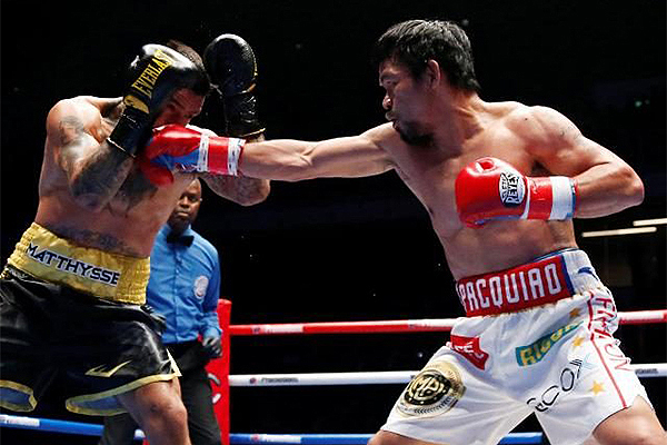 Pacquiao registers first KO in 9 years