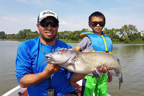 Bountiful catch celebrates midsummer fishing season