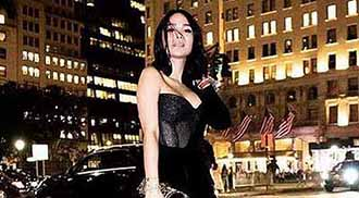 Heart Evangelista makes best look list at NY Fashion Week