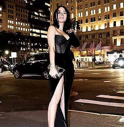 Heart Evangelista makes best look list at NY Fashion Week