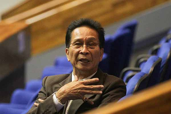 Panelo questions congressional validity of Trillanes amnesty