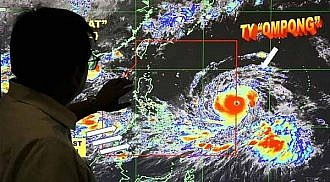 PAGASA say 4-5 more strong typhoons to hit PH this year