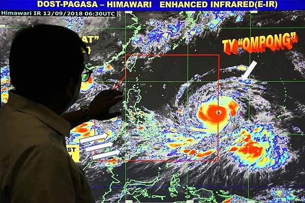 PAGASA say 4-5 more strong typhoons to hit PH this year