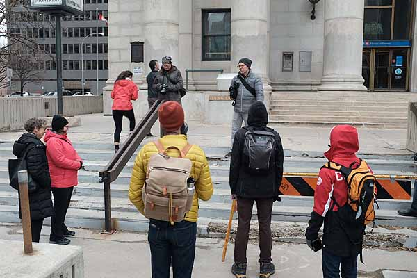 Portage & Main: A Focal Point in Winnipeg's Heritage