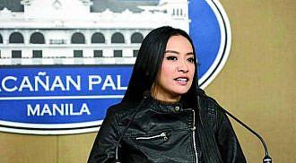 Mocha Uson tenders resignation, vows to fight critics