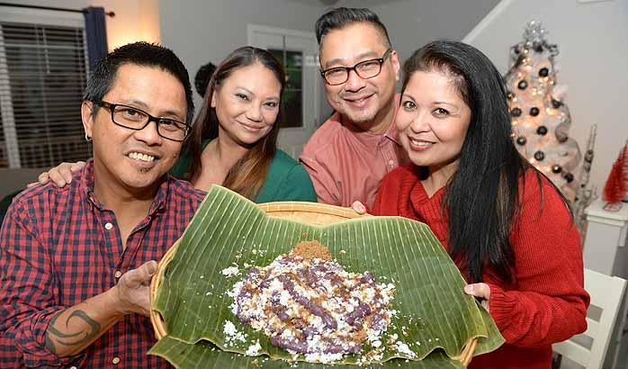 Puto Bumbong Craving Satisfied!
