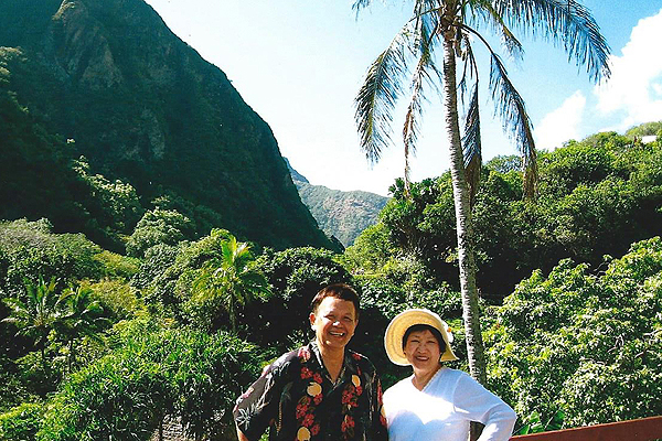 """Iao Valley, Maui – """"The Yosemite of the Pacific"""""""