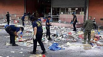 IS-inspired group tagged in Cotabato blast