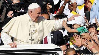 Pope Francis concludes historic UAE visit