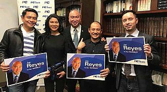 Jon Reyes will ask voters in new Waverly Constituency in 2020 provincial election