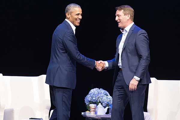 """A Conversation with President Barack Obama"""