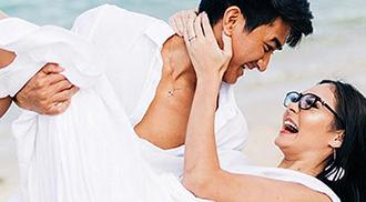 Makisig Morales marries Fil-Australian beauty queen