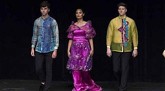 Inaugural Heritage Fashion Gala highlights Fil-Can Designers