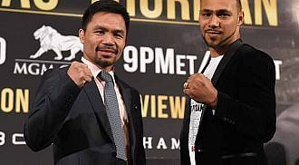 Experts predict slight edge for Pacquiao over Thurman
