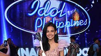 Zephanie Dimaranan wins 1st ever 'Idol Philippines' title