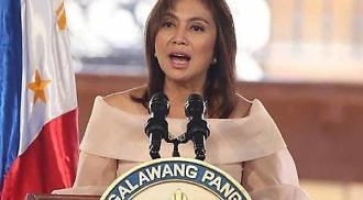 Robredo says non-Cabinet post doesn't bother her