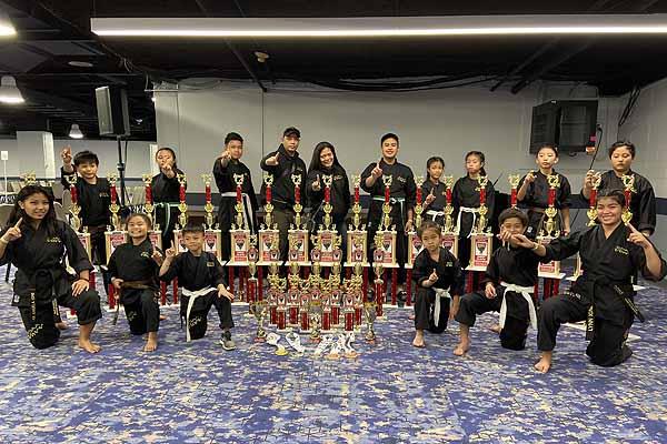 Winnipeg  Sikaran Arnis Academy athletes haul  forty-two awards
