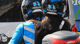 DOT-TWG, motorcycle taxis agree to increase bikers' cap