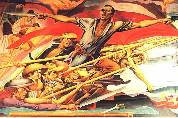 Unknowingly, the Filipinos celebrate Independence Day with a smell of blood