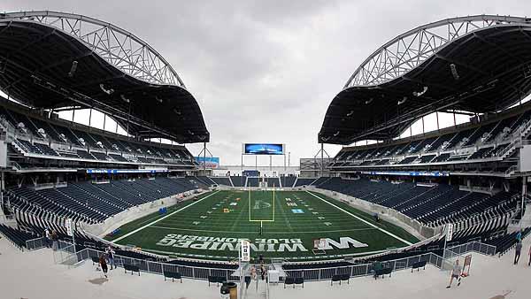 COVID19: Bombers  to be CFL Hub City, Winnipeg Jets return to play in Edmonton
