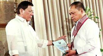 Duterte appoints former NBI director Dante Gierran as new president of PhilHealth