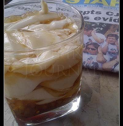 The Quest for Taho & Binatog