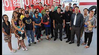 Waverley Mitsubishi Customer Appreciation Fiesta
