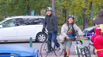 Annual Bike-B-Q celebrates active transportation