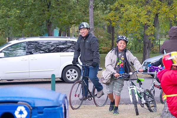 Annual Bike-B-Q celebrates active transportation