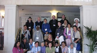 Archdiocese of Winnipeg & Saint Boniface with Sarbit Travel lead by Contessa Benson with Archbishop Albert Le Gatt