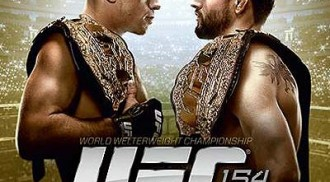 UFC 154: St-Pierre vs Condit Preview