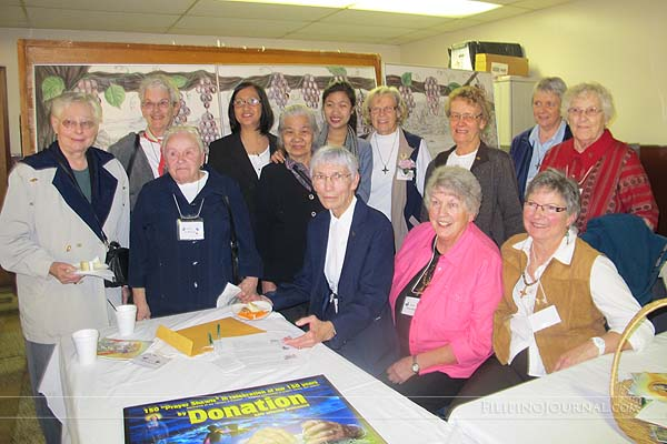 San Edward's parish presents its 1st steward information campaign