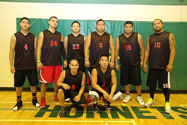 IKAW Men's Open Basketball season in full swing