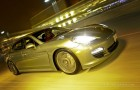 The luxurious 2012 Porsche Panamera S Hybrid