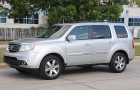 Honda Pilot Touring is a people mover