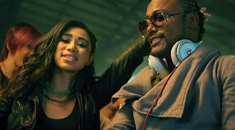 Jessica Sanchez collaborates with Apl.de.ap in 'Jump In'