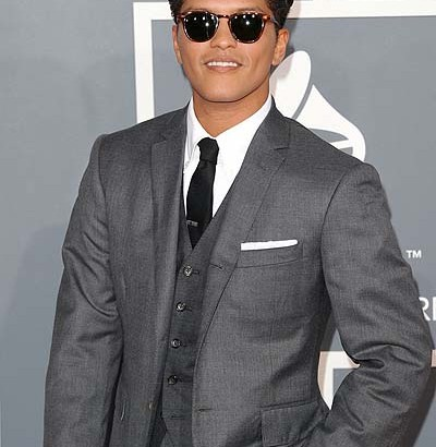 Bruno Mars proudly declares his Filipino roots