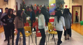 MFBC Family Christmas Party
