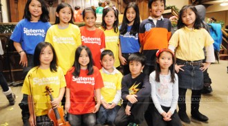 Music education program inspires students at Winnipeg schools