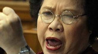 Sen. Santiago calls on students to join 'net revolution' against corruption