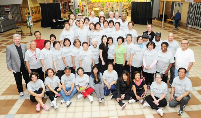 """Active Living Seven Oaks"" hits a high mark in fitness among seniors"
