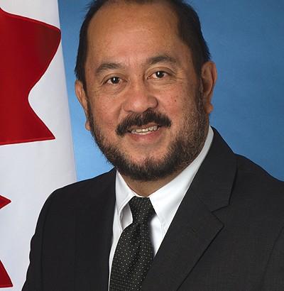 Senator Enverga to visit Manitoba